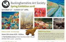 Bucks Art Society Spring Exhibition 2018