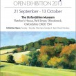 Featured Artist at Oxford Art Society
