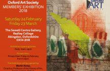 OAS Members' Exhibition 2018