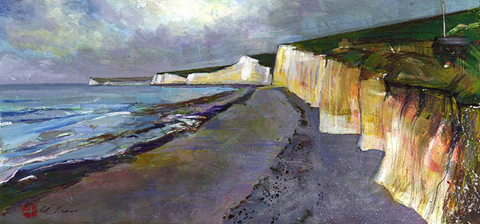 Seven Sisters from Birling Gap_700